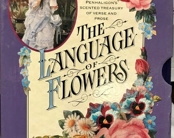 The Language of FlowersEdited by Sheila Pickles, Harmony Books, 1989