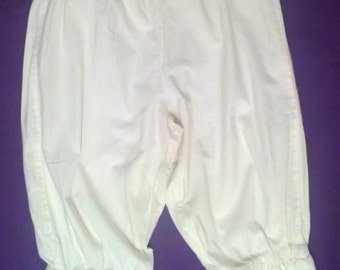 Hula bloomers, hula pantaloons for S, M, L sizes