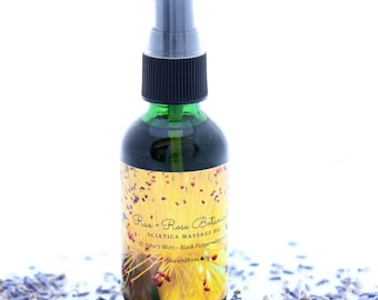 St. Johns Wort Oil for Carpel Tunnel, Sciatica Relief and Other Nerve Pain Relief