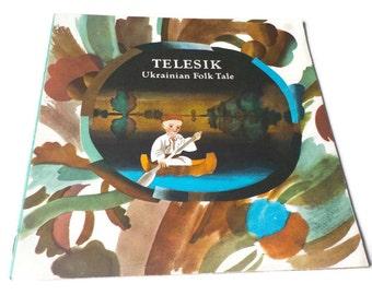 Telesik, A Ukranian Folk Tale 1981, Kiev vintage book