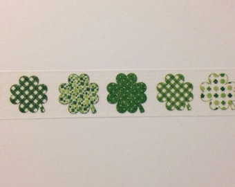 "Clover Washi Tape 24"" Sample"