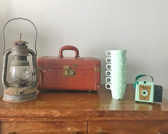 Superbe Vintage Mint Texasware Coffee Tea Cups~Set Of 6 Cups~1950s~Midcentury  Modern~Vintage Camping Supplies~Vintage Kitchenware~Vintage Camper