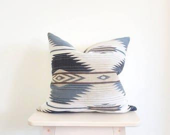 Adobe | Textured Aztec Pillow