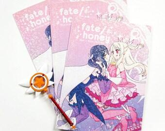 Fate Honey Prisma Illya Doujinshi Fanbook