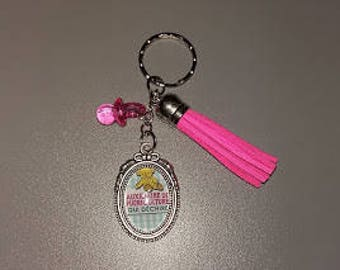 Keychain auxiliary puericulure
