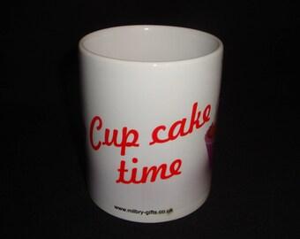 Cup Cake Making Mug