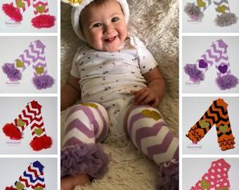 Baby Leg Warmers, Ruffled baby leg warmers, Ruffled leg warmers, baby girl leg warmers, baby ruffled leg warmers, baby leggings, baby gift