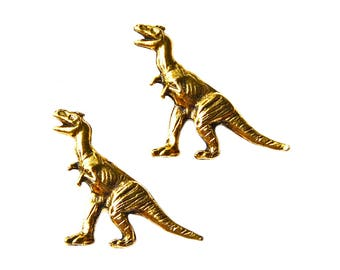 Dinosaur Cufflinks