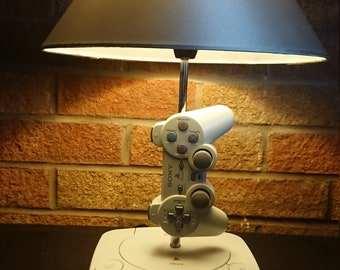 Playstation one lamp retro lamp