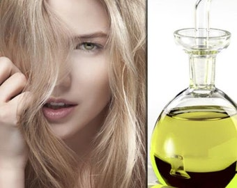 Flawless Hair Serum - 100% Natural - For All Hair Types - 1 Drop Miracle