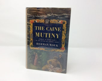 The Caine Mutiny by Herman Wouk 1952