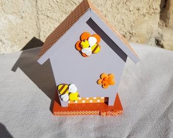 piggy bank Beehive (ref TC017)