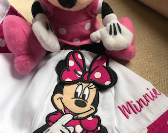Minnie Inapired Sun Hat