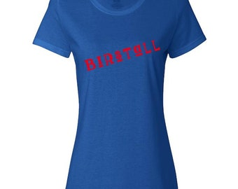 Birstall Ladies Tee  - Leicester Towns Collection Leicestershire T-shirt S M L XL 2XL