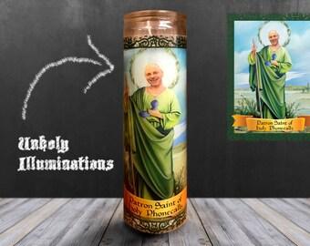 Patron Saint of ________