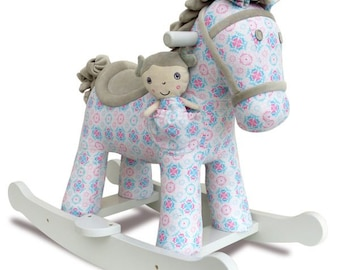 Rose and Mae Rocking Horse, Toy, Kids