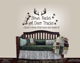 Hunting Wall Decal Etsy - Hunting decals for truckshuntingfishing window decals in white or camouflage at woods