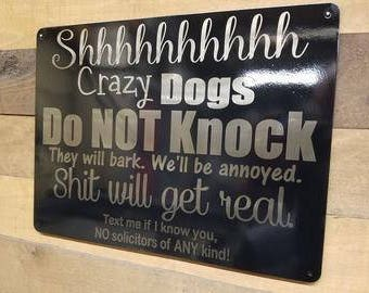 Shhhh Dogs