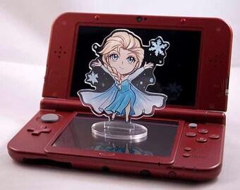 Frozen acrylic stand - Elsa