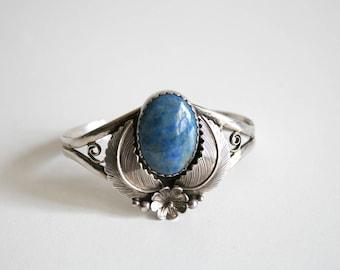 Morning Star Blue Lapis Lazuli Bracelet