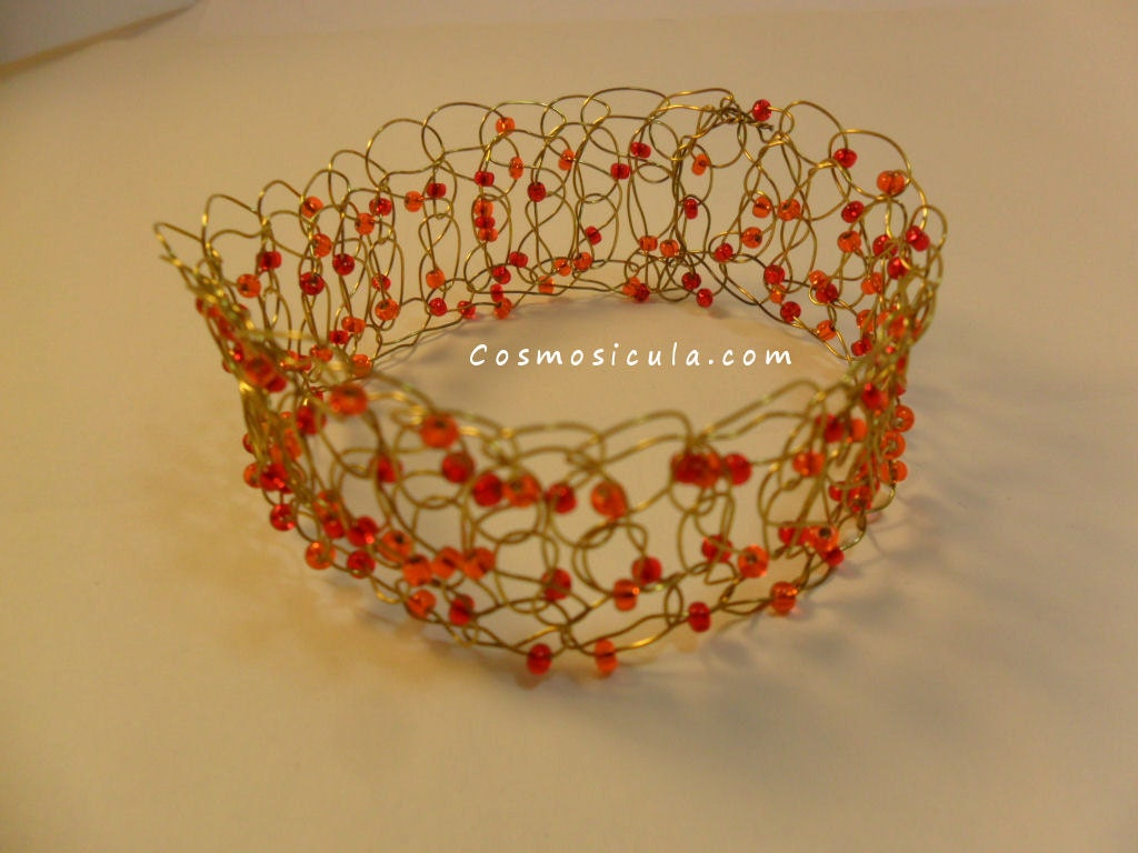 Colorful Draht Häkeln Armband Muster Sketch - Decke Stricken Muster ...