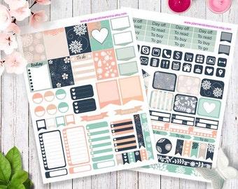 Printable Happy Planner Stickers, Erin Condren Planner Stickers and Happy planner