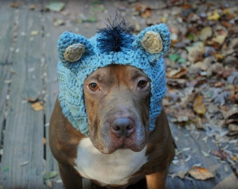 Dog Snood Donkey Made to Order