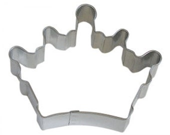 Queens Crown Tiara 3.5'' Cookie Cutter
