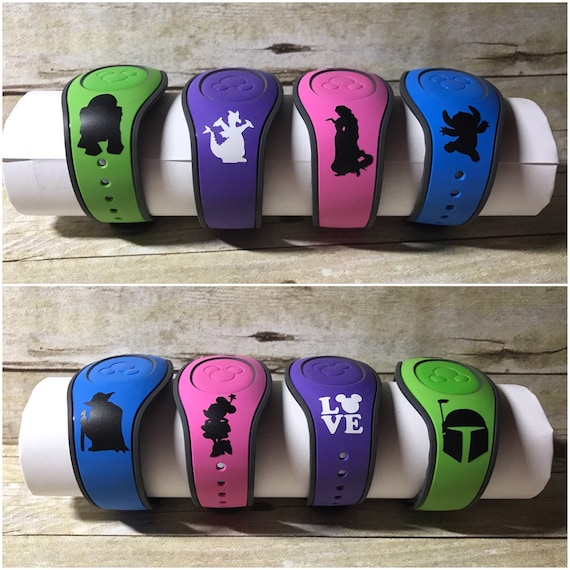 Disney magic band 2 0 decal stickers decals 1