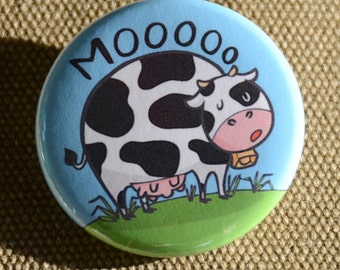 Moo Cow Buttons