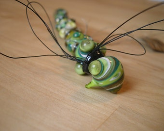 Dragonfly green decorative Green Dragonfly
