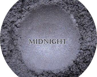 Loose Mineral Eyeshadow-Midnight