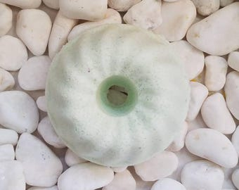 """6 Pack Eucalyptus Mint Bundt Bath Fizzy - 2.75oz, 2 3/4"""" - Bath Bomb -  Eucalyptus/Mint Bath Bomb - Moisturizing Bath Fizzy- Bundt Bath Bomb"""