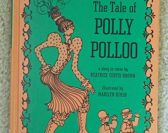 The Tale of Polly Polloo by Beatrice Curtis Brown, 1969