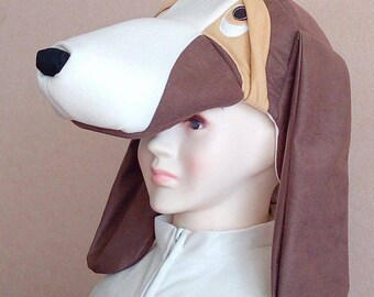 Basset Hound - Dog headpiece