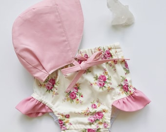 Bloomers / Nappy Cover / Custom / Made to Order / Size 0000 - 3