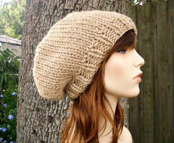 Instant Download Knitting Pattern Knit Beret Pattern Knit