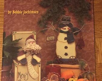 Autumn Leaves and Winter Mittens by Bobbie Jochimsen
