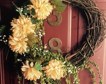 End of Summer wreath
