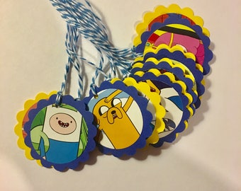 Adventure Time tags