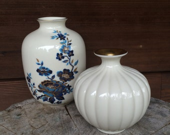 Two Lenox Vases