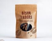 Bison Tracks 4 oz. Resealable Bag