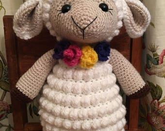 Sheep/Lamb Amigurumi
