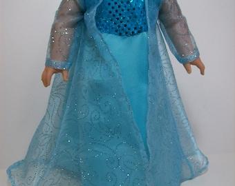 Elsa Like Dress