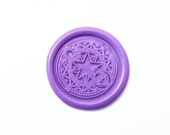 Cardcaptor Sakura Wax Seal Stamp/ wax sealing kit /Card Captor Sakura/SS126