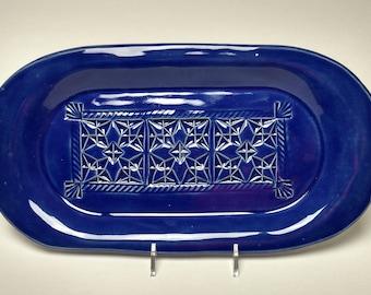 Cobalt Platter