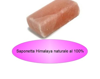 Himalayan Rose Salt Soap