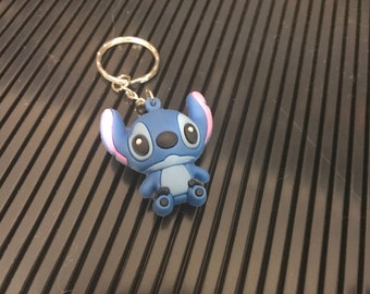 Lilo and Stitch Keychain Experiment 626