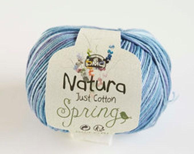 DMC Natura Spring 302.407 - Indigo Blue