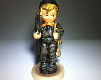 Hummel - Littlle Chimney Sweep - 1980's - Collectible - Figurine